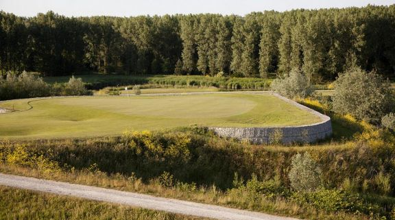 All The Dunkirk Golf Blue Green's impressive golf course within impressive Bruges & Ypres.