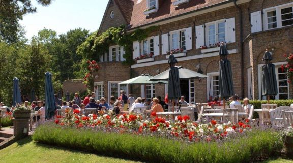 Royal Zoute Golf Club boasts lots of the leading golf course near Bruges & Ypres