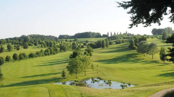 Golf L Empereur has got some of the top golf course near Brussels Waterloo & Mons