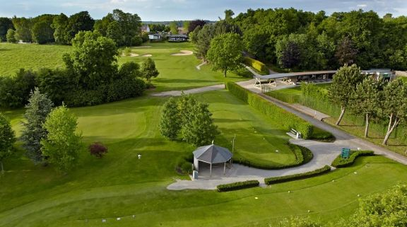 The Golf de Rigenee's picturesque golf course situated in stunning Brussels Waterloo & Mons.
