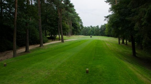 Royal Bercuit Golf Club has lots of the leading golf course within Brussels Waterloo & Mons