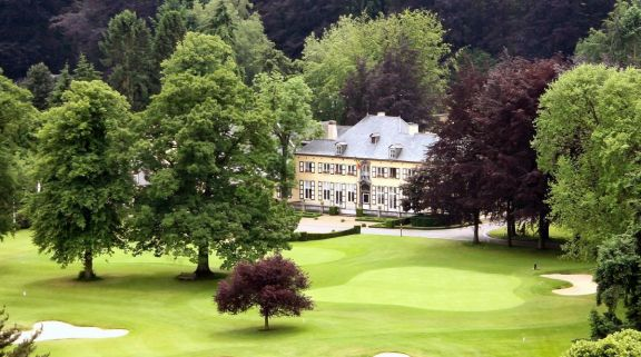 The Royal Golf Club de Belgique's lovely golf course in marvelous Brussels Waterloo & Mons.
