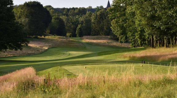 Royal Waterloo Golf Club provides lots of the best golf course around Brussels Waterloo & Mons