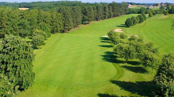 View Winge Golf & Country Club's lovely golf course in astounding Brussels Waterloo & Mons.