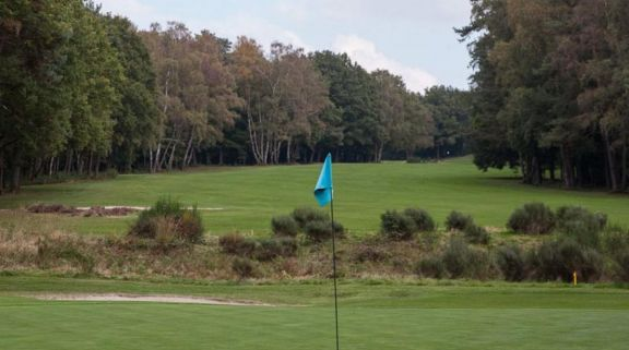 Royal Golf Club des Fagnes features lots of the premiere golf course near Rest of Belgium