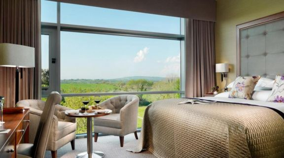 Aghadoe Heights Hotel and Spa Double Room