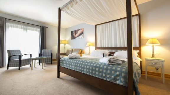Bicester Hotel, Golf and Spa Double Room