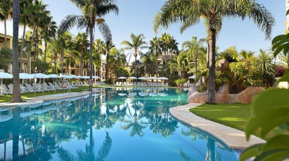 Blue Bay Banus Hotel Outdoor Pool