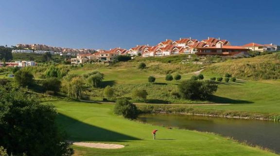 View Belas Clube de Campo's beautiful golf course within fantastic Lisbon.