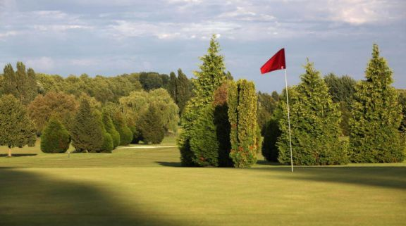 Crecy Golf Club has lots of the preferred golf course in Paris