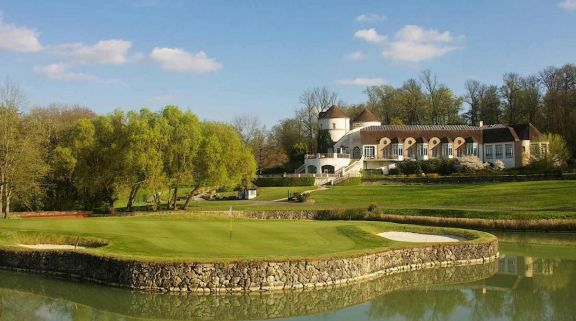 View Paris International Golf Club's beautiful golf course within stunning Paris.
