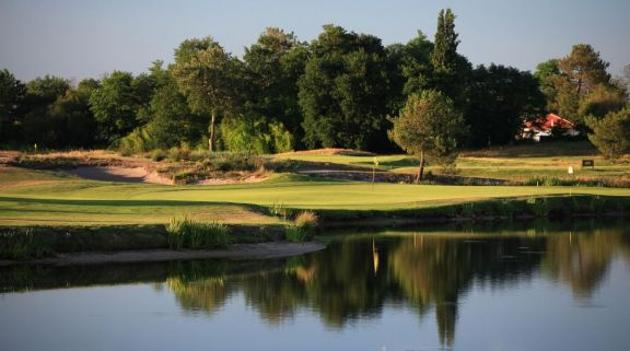 Golf du Medoc Resort includes some of the finest golf course within South-West France