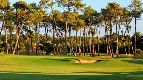 Golf de Chiberta hosts lots of the best golf course within South-West France