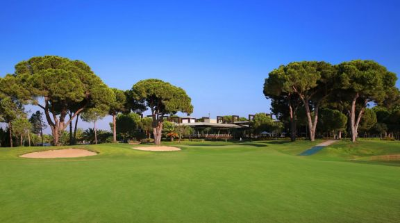 All The Gloria New Golf Course's impressive golf course situated in breathtaking Belek.