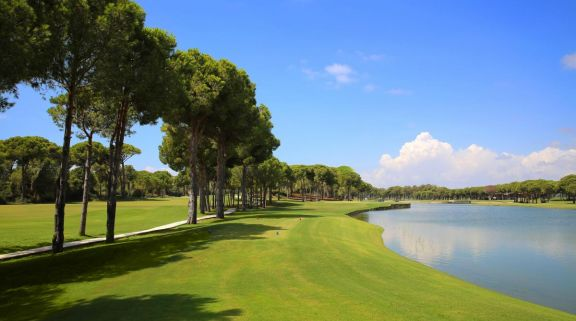 Gloria Verde Golf Course provides lots of the best golf course around Belek