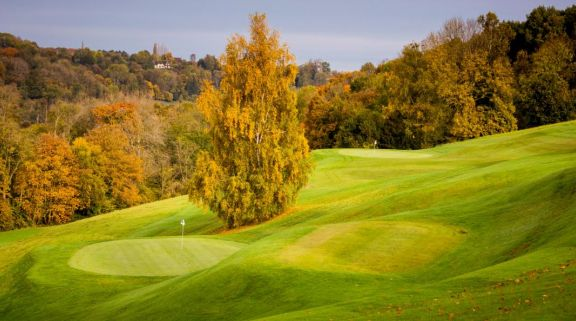 All The Deauville Saint Gatien Golf Club's lovely golf course within impressive Normandy.