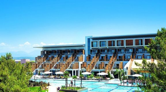 Lykia World and Links Golf Antalya Outdoor Pool