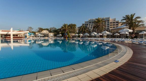 Zeynep Golf and Spa Resort Main Pool