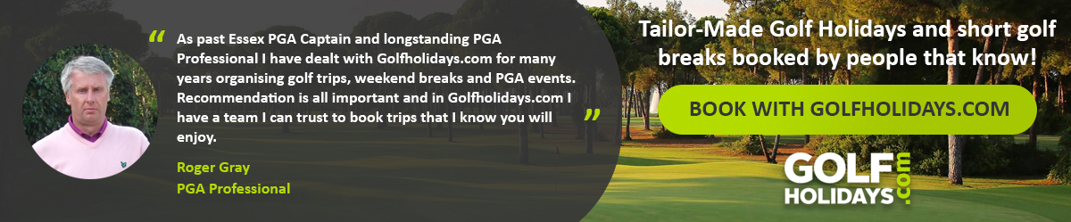easily book successful golf breaks with golf holidays
